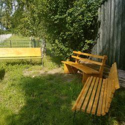 Exklusive Holzmöbel aus Eichenholz/Asteiche